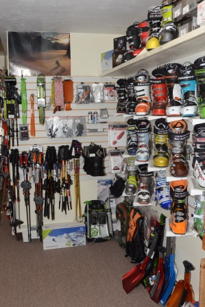 Telemark and Alpine Touring Gear